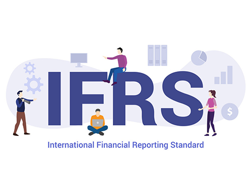 International Financial Reporting Standards - FM (Belkina E.)